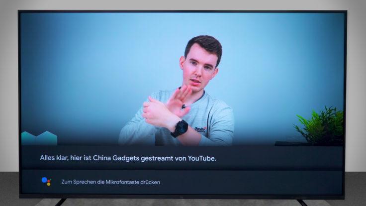 Xiaomi _Mi TV 4S YouTube