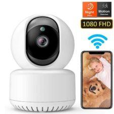 Dadypet WLAN IP-Kamera Überwachungskamera