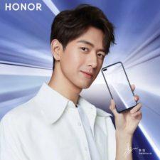 Honor V30 Teaser Poster