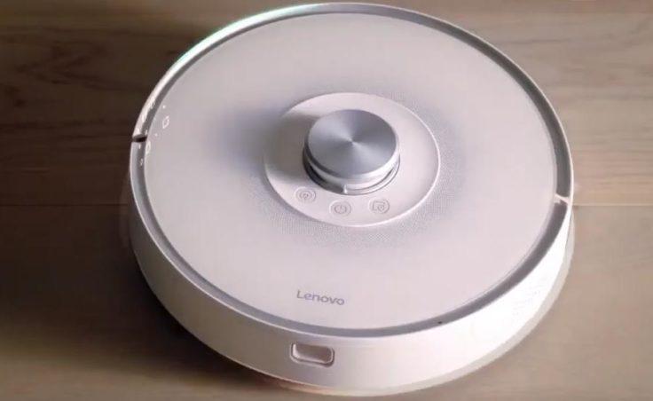 Lenovo Saugroboter Design