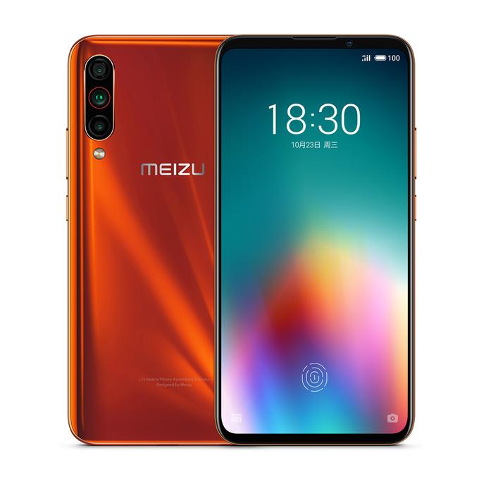 Meizu 16T Smartphone