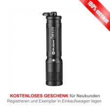 Olight I3E EOS Taschenlampe Kostenlos