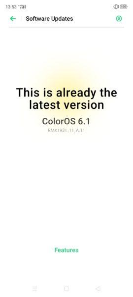 Realme X2 Pro Color OS 6