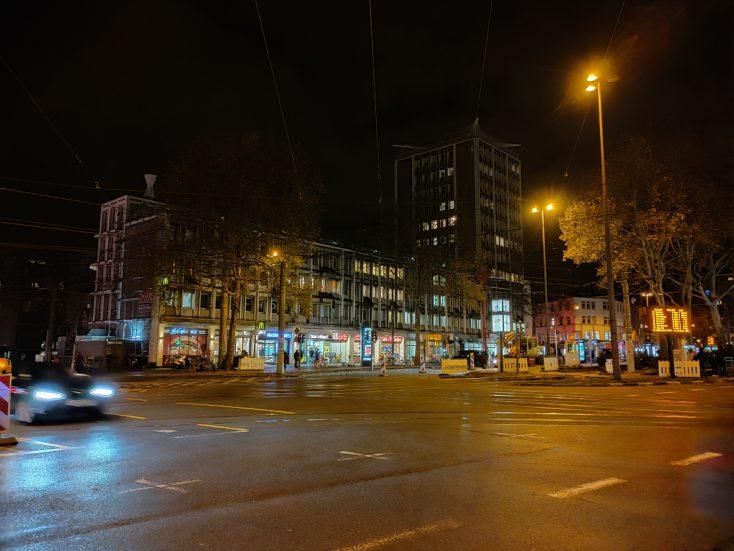 Realme X2 Pro Hauptkamera Nachtmodus