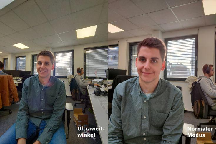 Realme X2 Pro Hauptkamera Testfotos Ultraweit Farben