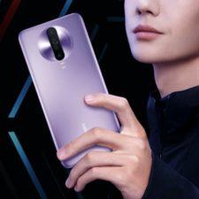 Redmi K30 Smartphone Rueckseite
