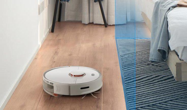 Roborock S5 Max Saugroboter App virtuelle Wände