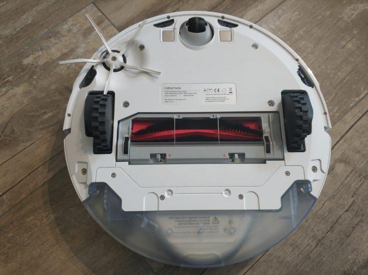 Roborock S5 Max Saugroboter Unterseite
