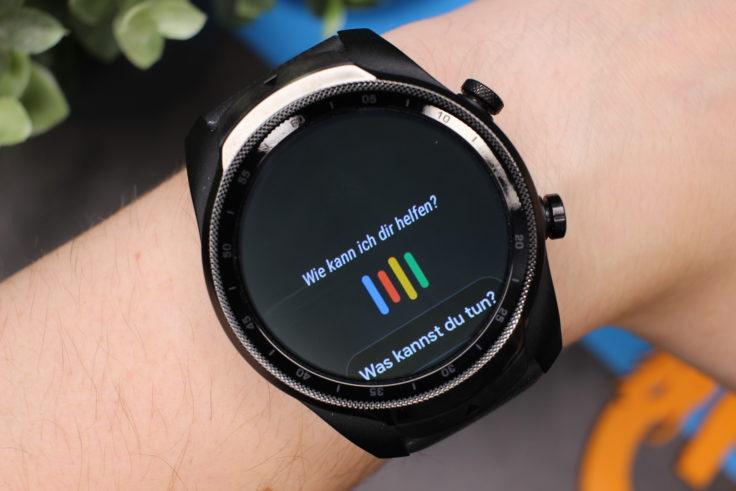 TicWatch Pro 4G LTE Google Assistant