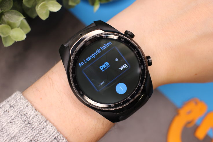TicWatch Pro 4G LTE Google Pay