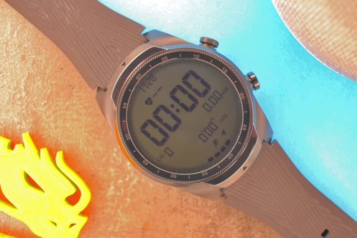 TicWatch Pro 4G LTE Sporttracking LCD
