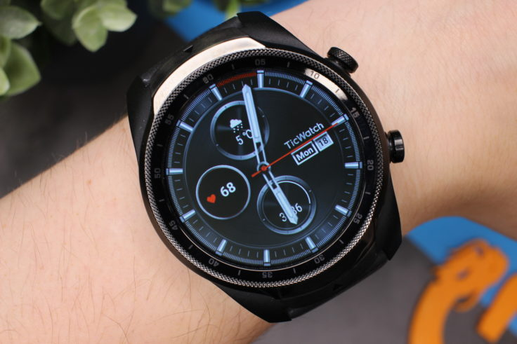 TicWatch Pro 4G LTE Watchface