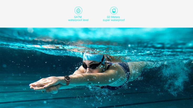 UMIDIGI Uwatch GT Schwimmen