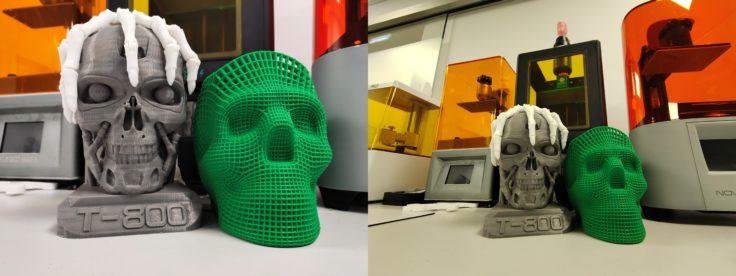 Vivo iQOO Pro 48 MP Ultraweitwinkel 3D Drucker