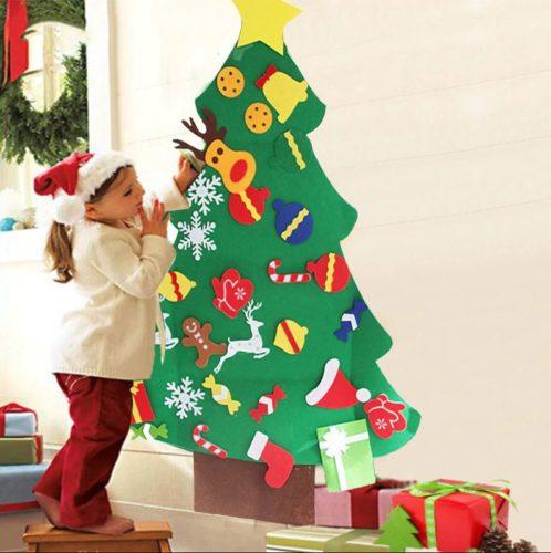 WeihnachtsbaumFilz