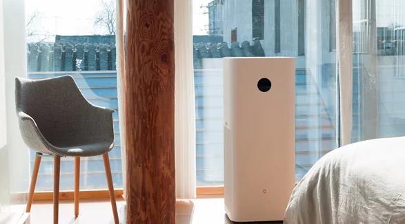 Xiaomi Mi Air Purifier Luftreiniger Upgrade Raum