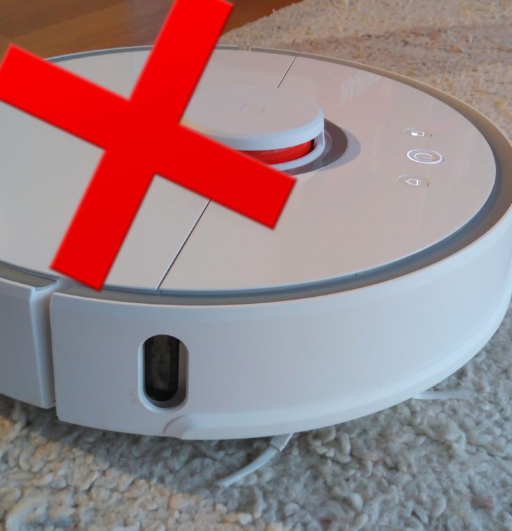 Xiaomi-RoboRock-Sweep-One-Saugroboter-Fake