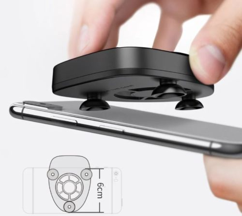 Xiaomi Flydigi Smartphone Luefter Saugnaepfe