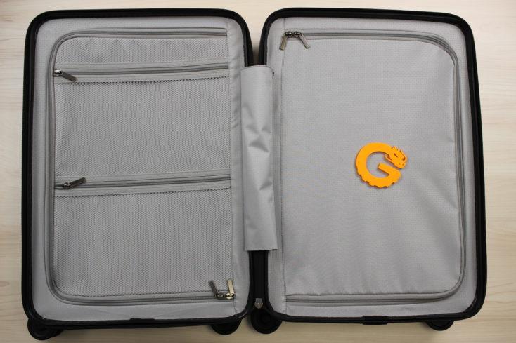 Xiaomi 20 Zoll Koffer Faecher 2