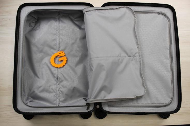 Xiaomi 20 Zoll Koffer Faecher 3