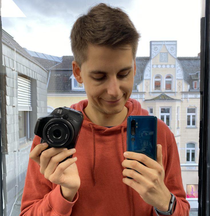 Xiaomi Mi Note 10 Kamera Entscheidung