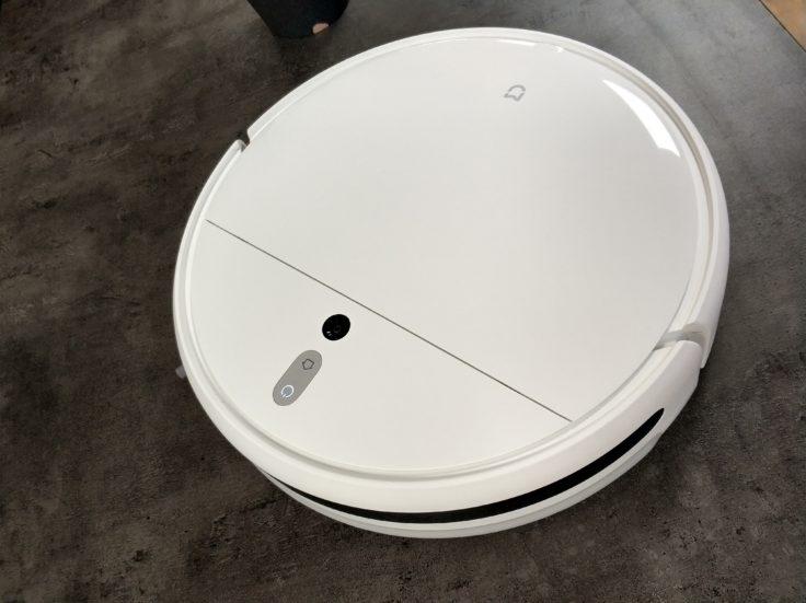 Xiaomi Mi Robot 1C Saugroboter Design Optik