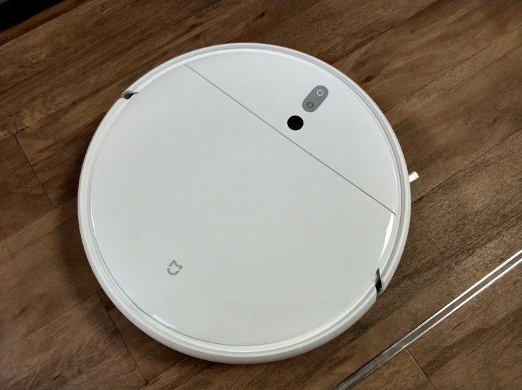 Xiaomi Mi Robot 1C Saugroboter Verarbeitung