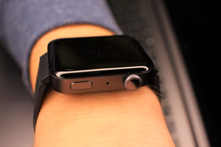 Xiaomi Mi Watch dicke