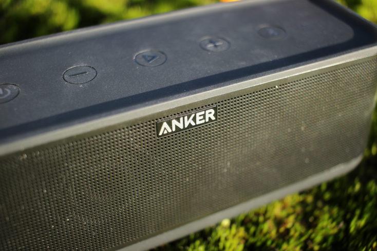 Anker Soundcore Anker Logo