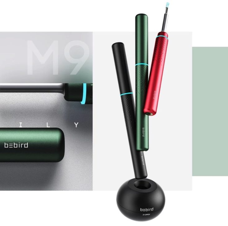 Bebird M9 Pro Farben
