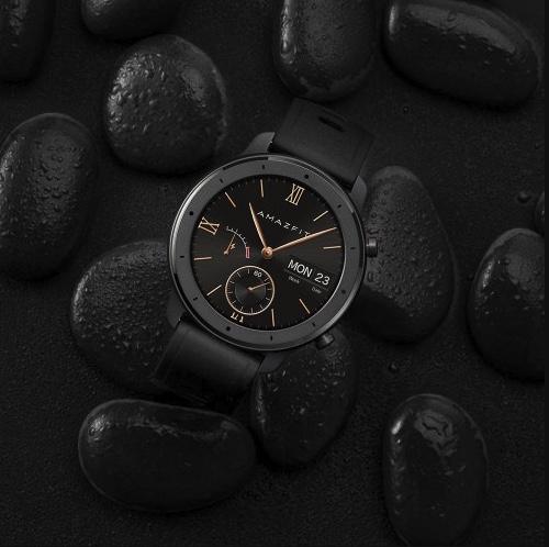 Huami Amazfit GTR Lite Smartwatch Keramik