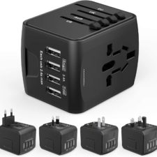 Huanuo Reiseadapter USB