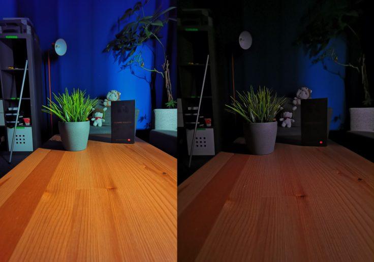 Huawei Mate 30 Pro Nachtmodus Ultraweit