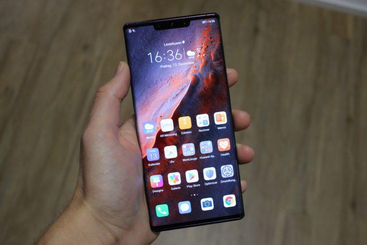Huawei Mate 30 Pro Screen