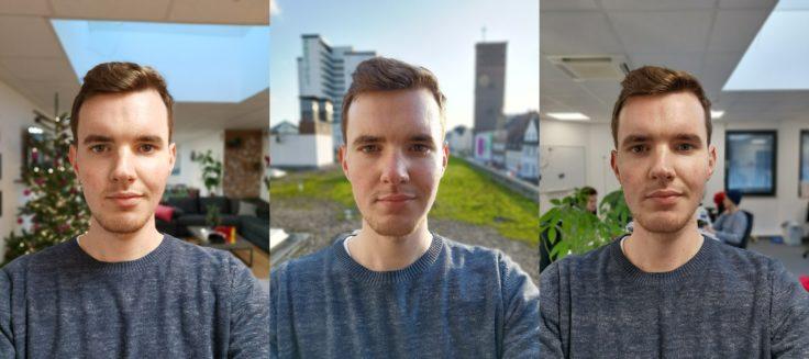 Huawei Mate 30 Pro Selfie Portrait