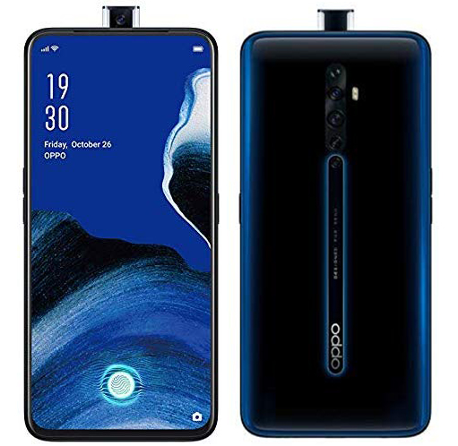 Oppo Reno2 Z Smartphone Design