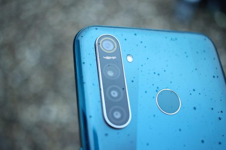 Realme 5 Pro Smartphone Quad-Kamera