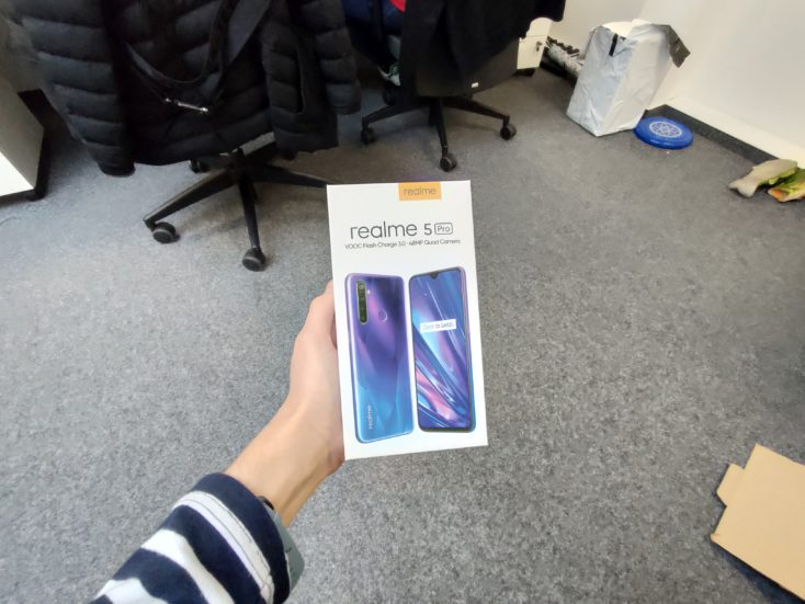 Realme 5 Pro Ultraweitwinkelkamera
