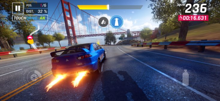 Realme X2 Gaming Asphalt
