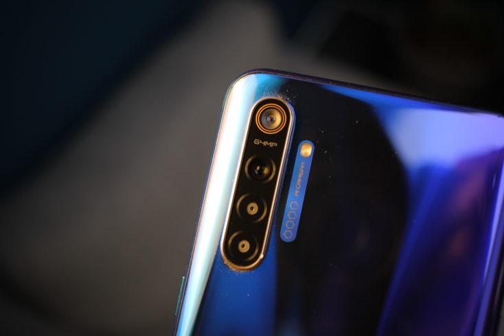 Realme X2 Smartphone Kamera