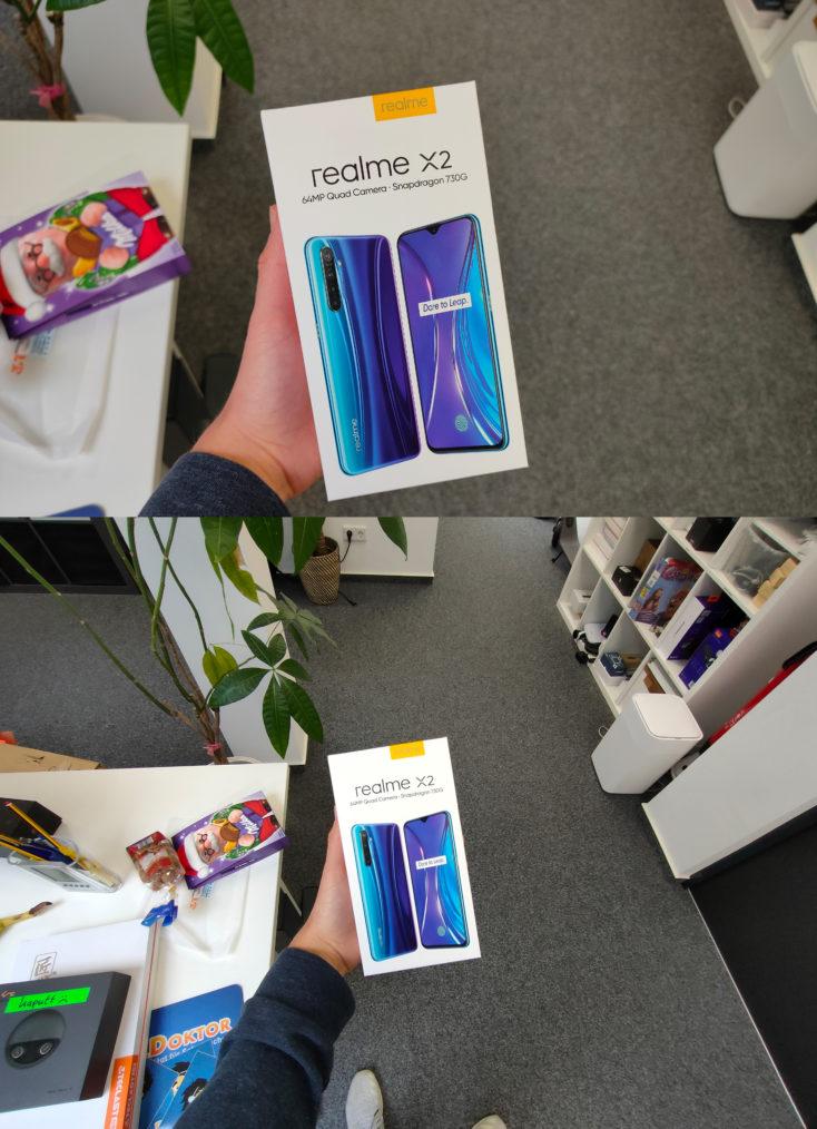 Realme X2 Testfoto Ultraweitwinkelkamera