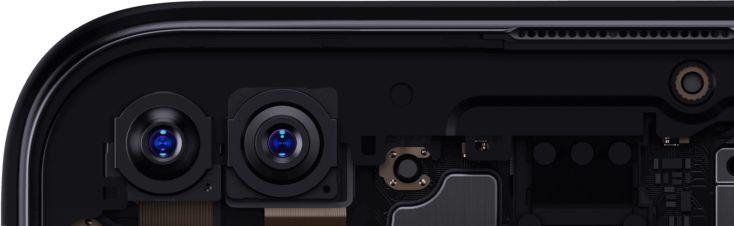Realme X50 Frontkamera
