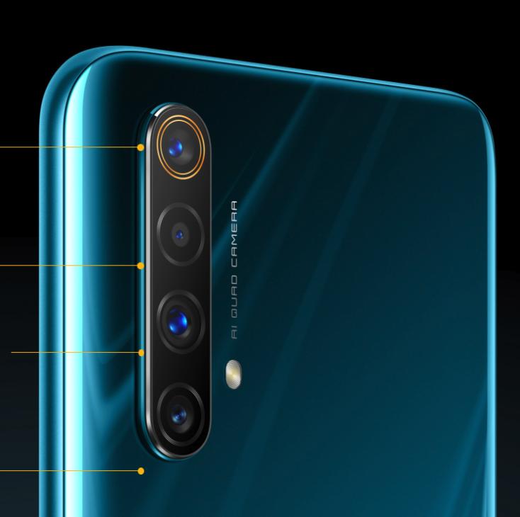Realme X50 Hauptkamera