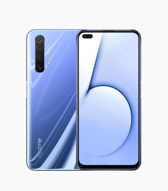 Realme X50 Smartphone Design