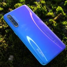Realme XT Smartphone Ruckseite