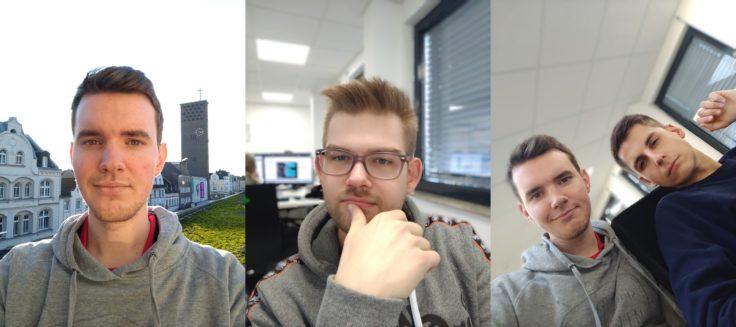TCL Plex Selfies