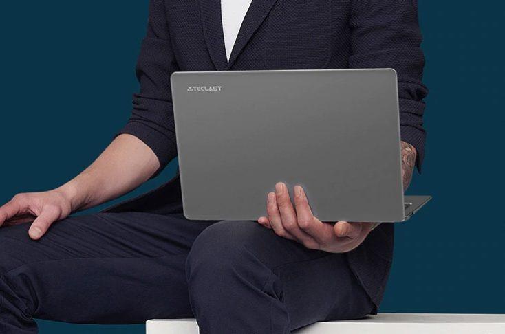 Teclast F6 Plus Notebook Ruckseite
