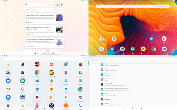 Teclast T30 Software Android 9