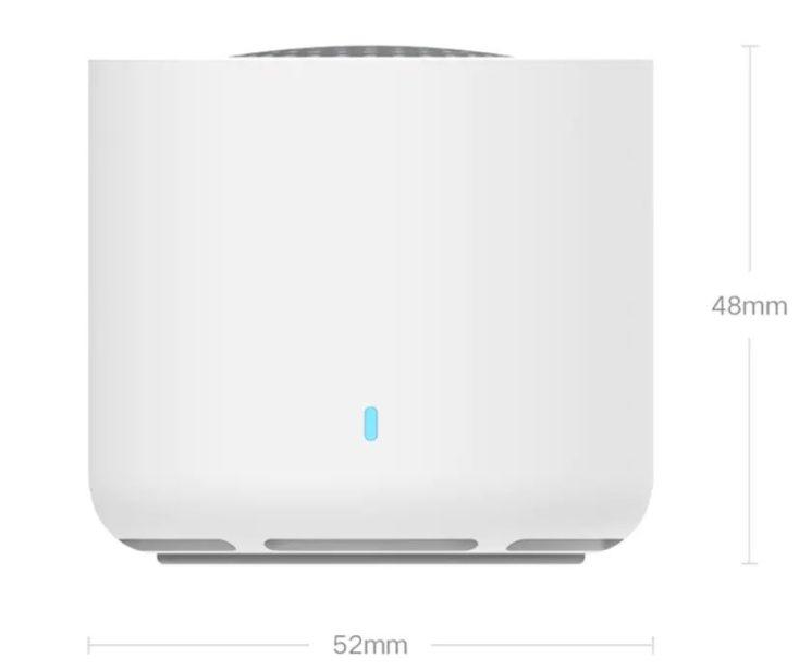 Xiaomi Bluetooth Stereo-Speaker weiß.