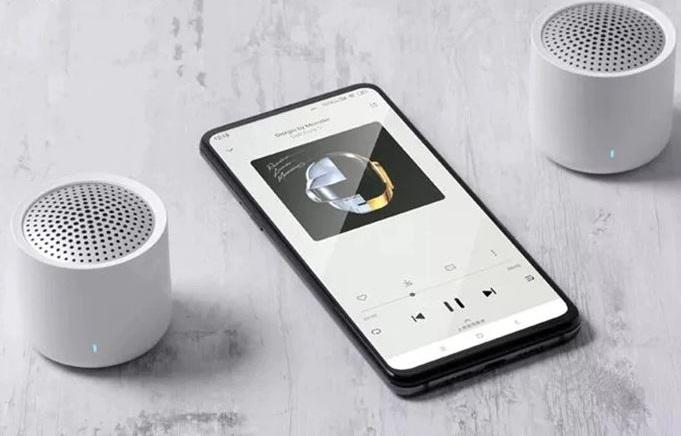 Xiaomi Bluetooth Stereo-Speaker Konnektivität